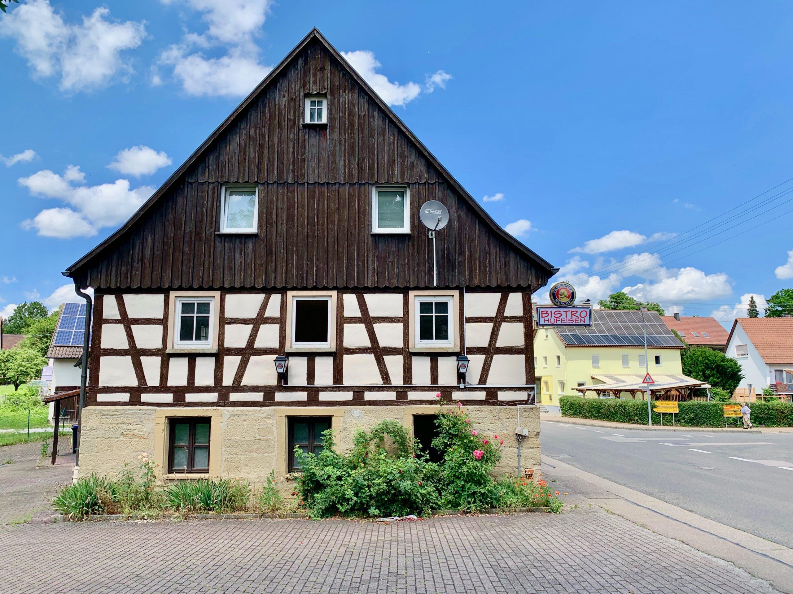Wunderschönes, historisches Fachwerkhaus in Schwäbisch Hall