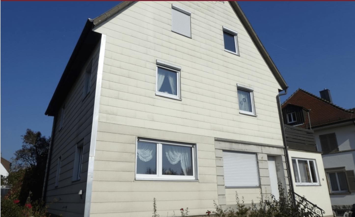 Kernsanierung eines MFH in Crailsheim in bervorzugter Lage